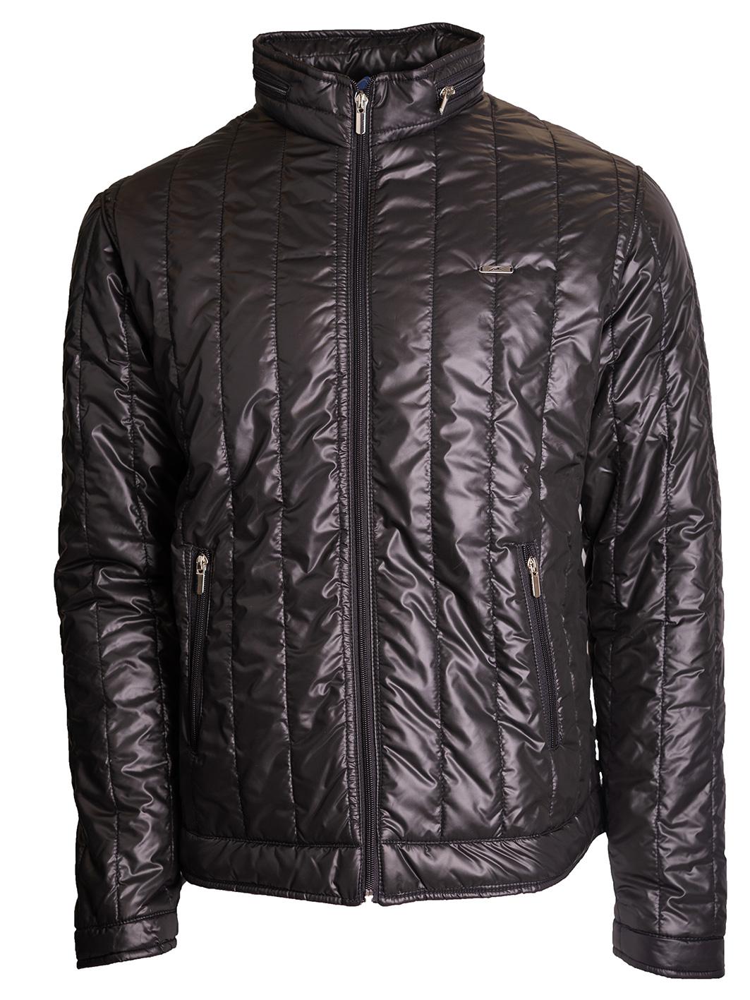 muška jakna crna