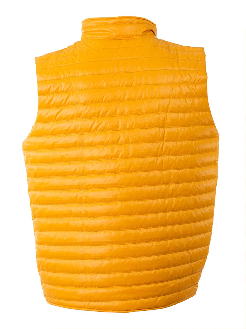 muški prsluk žuti