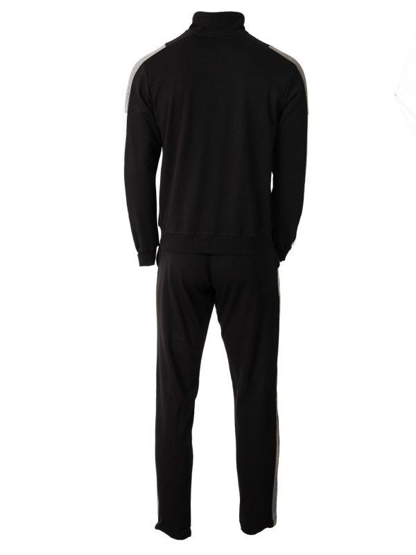 muška trenerka crna