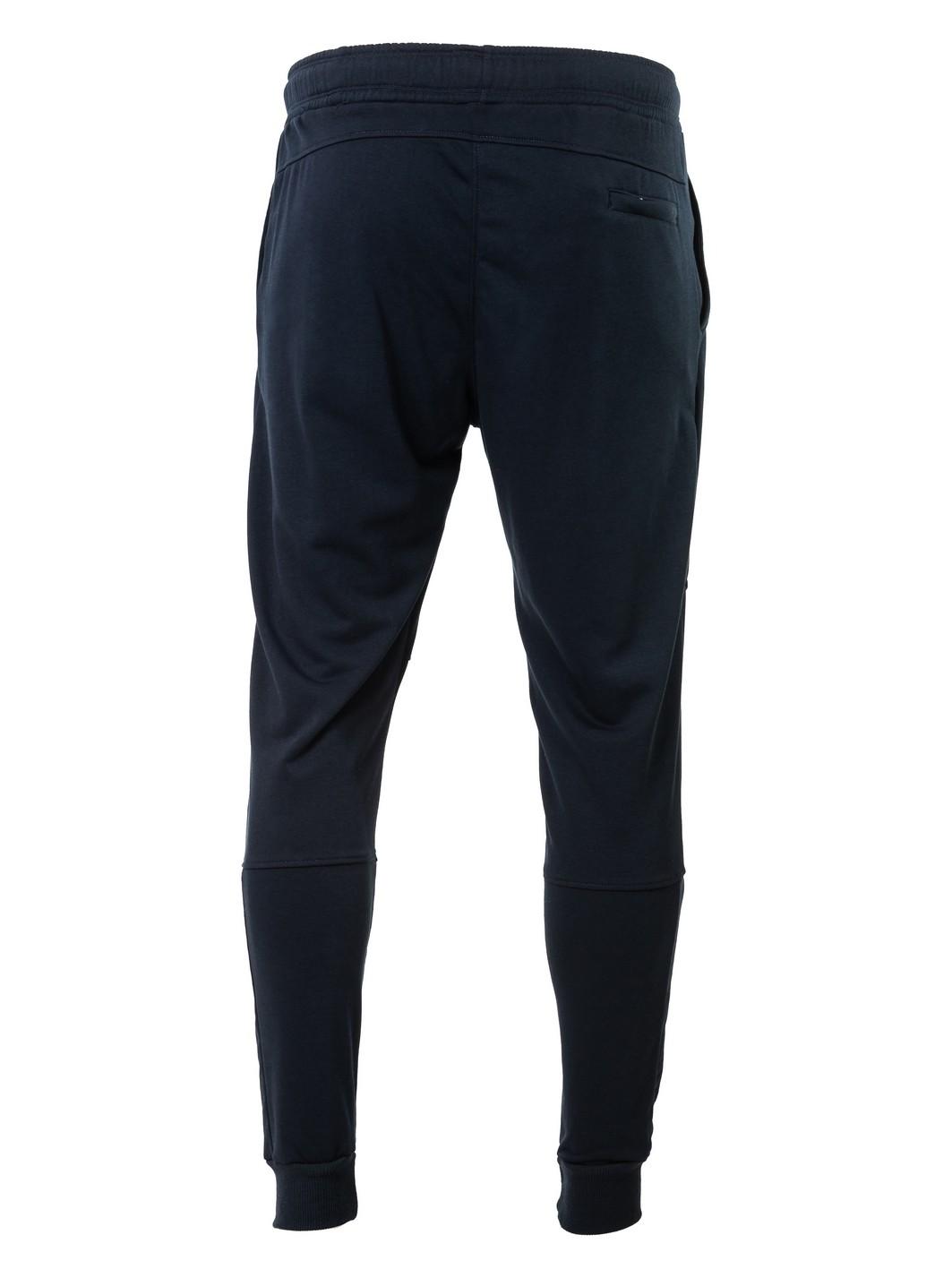 muške pantalone teget