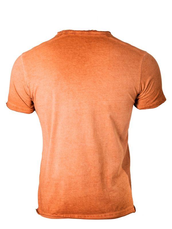 muška majica cigla