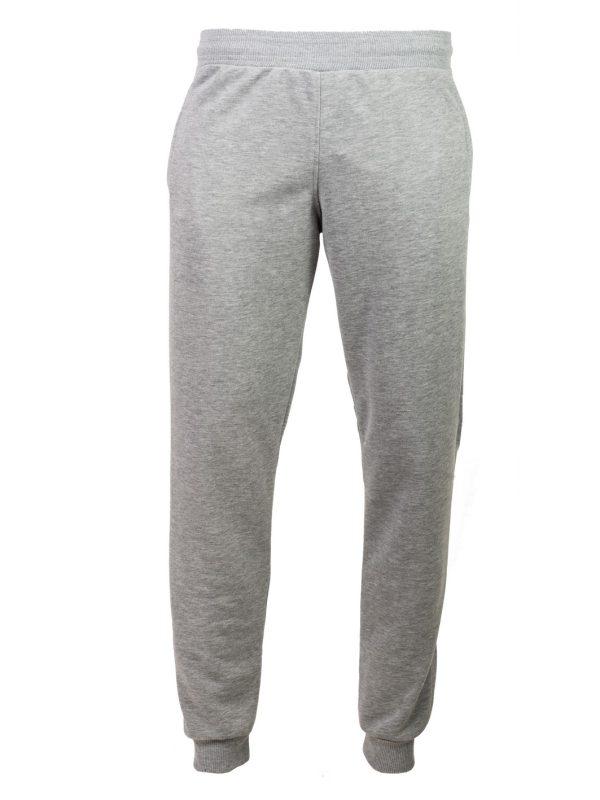 muške pantalone sive