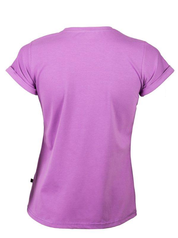 ženska majica lila