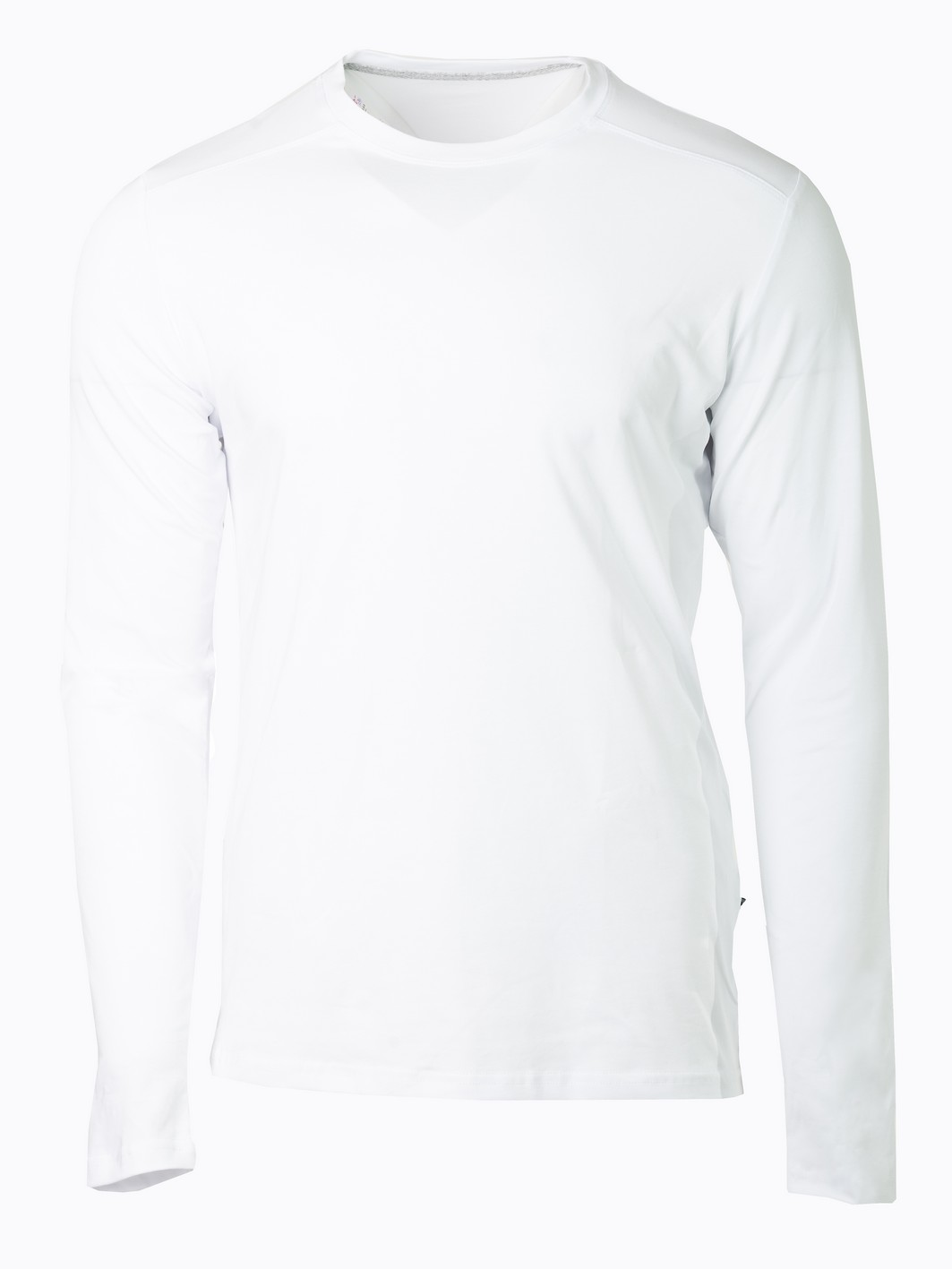 muška majica dugi rukav bela