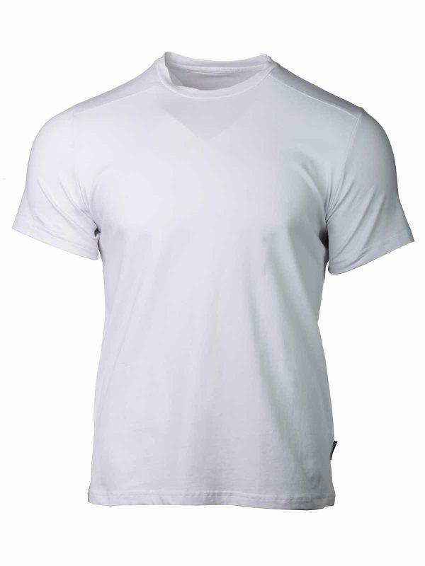 muška majica bela