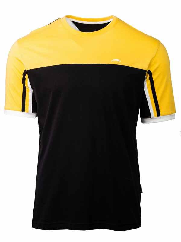 muška majica crna