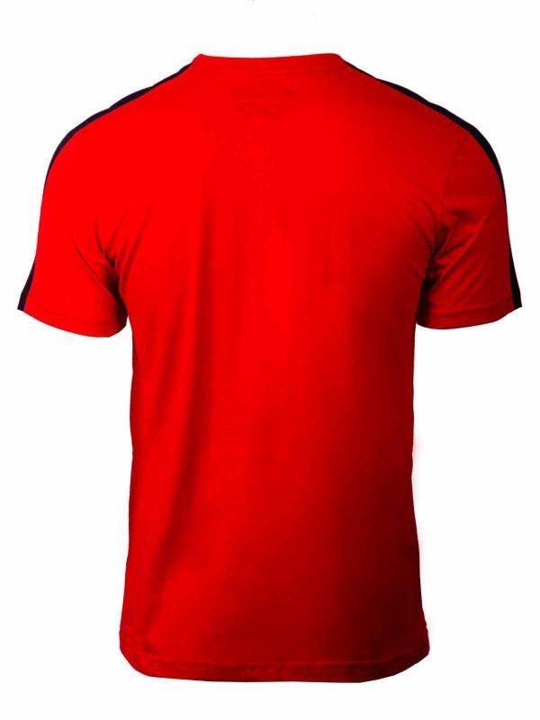 muška majica crvena