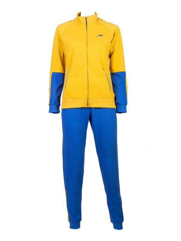 ženska trenerka žuta