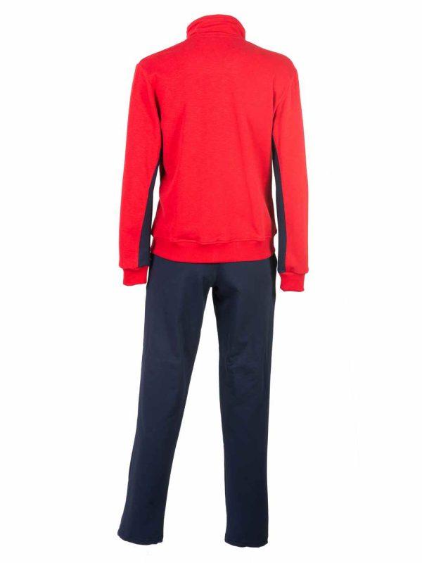 ženska trenerka crvena
