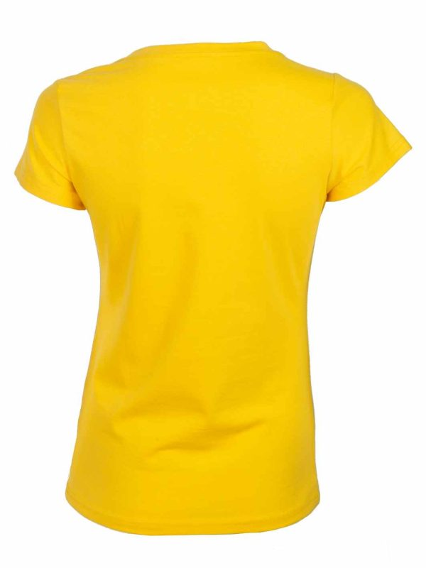 ženska majica žuta