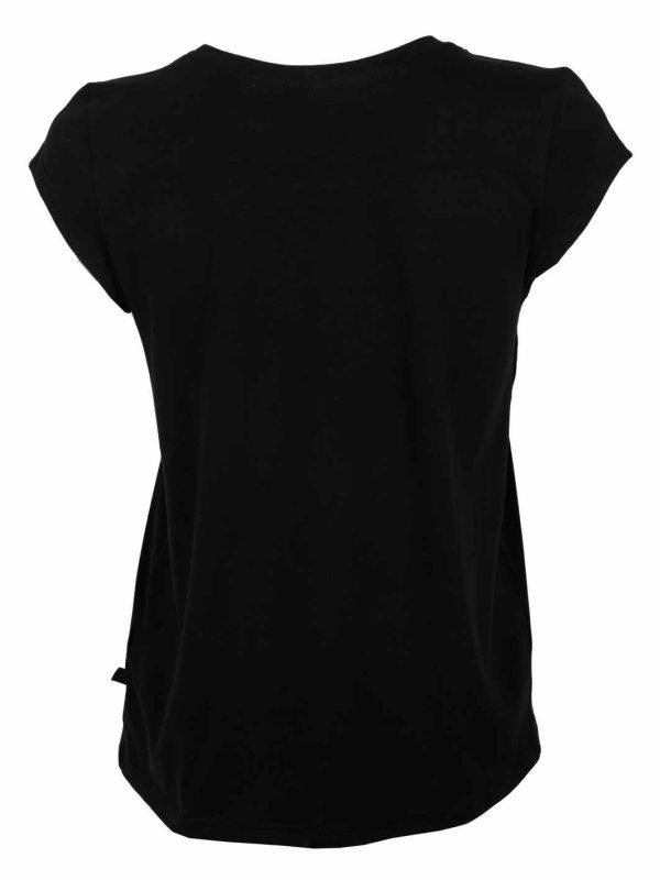 ženska majica crna