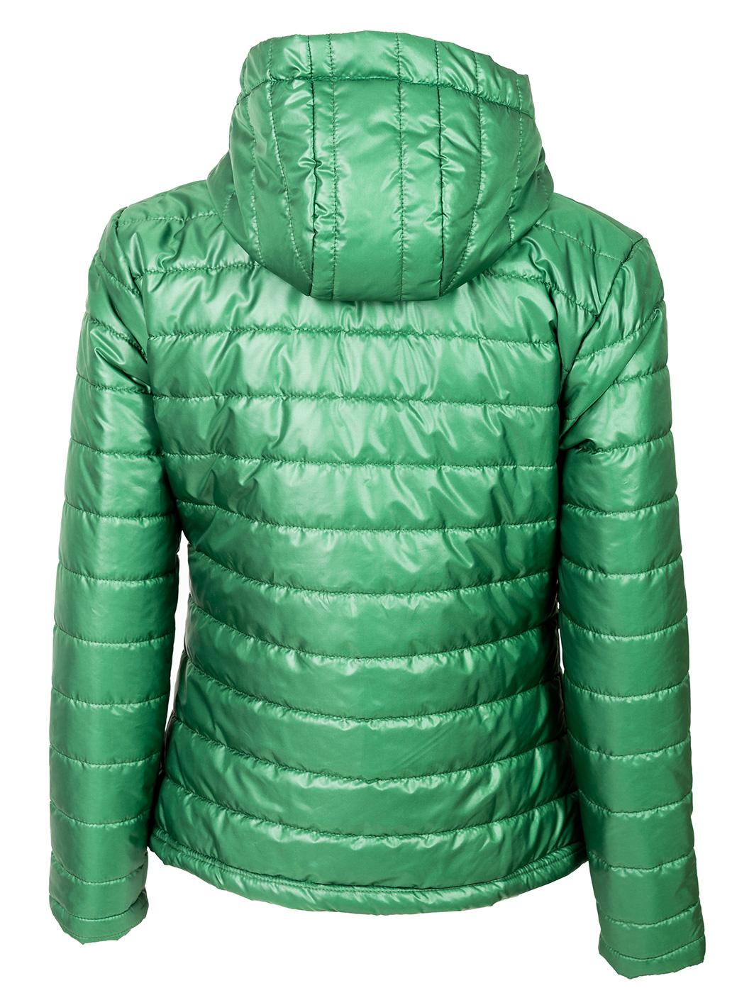 ženska jakna zelena