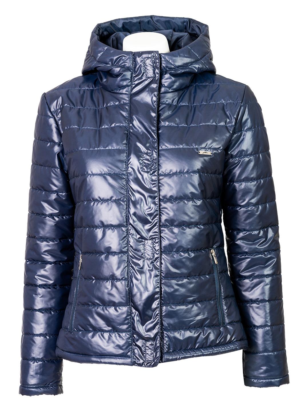 ženska jakna teget