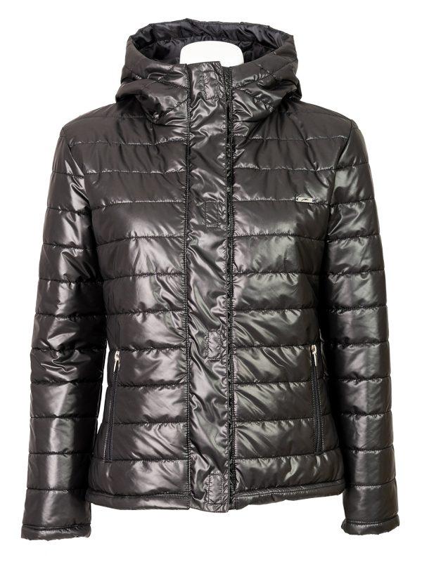 ženska jakna crna
