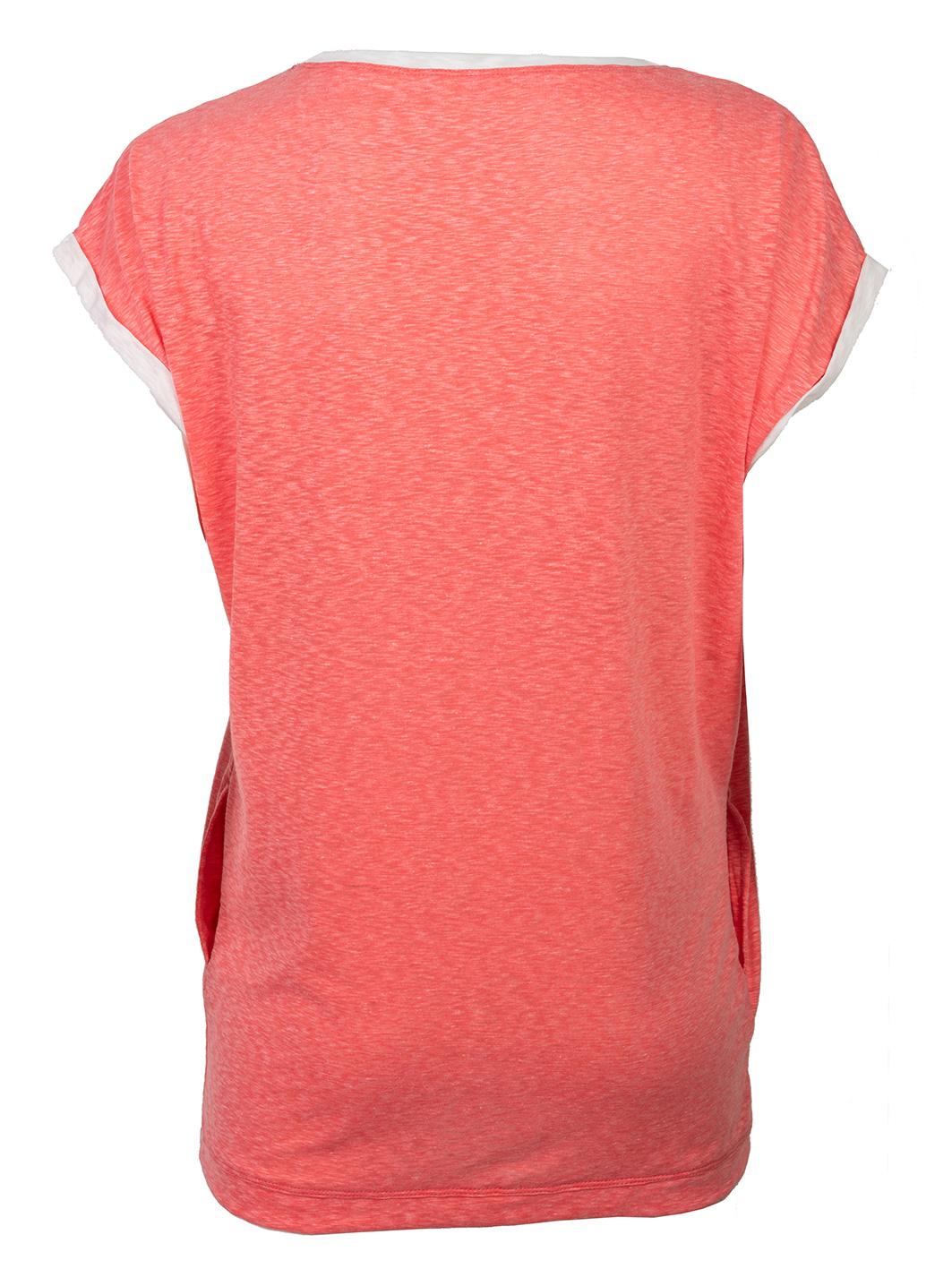 ženska majica koral